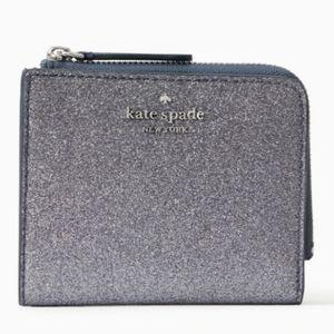 Kate Spade Joeley Small L-zip Bi-fold Wallet